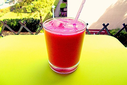 Fruits and Berries Smoothie 1