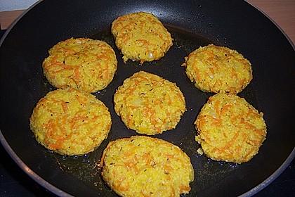 Möhren-Couscous-Bratlinge 6