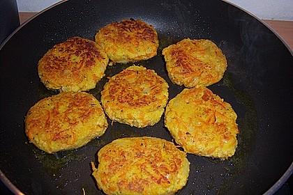 Möhren-Couscous-Bratlinge 2
