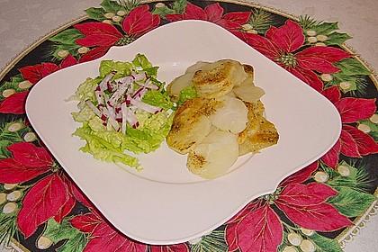 Knusprige Parmesan-Kartoffeln aus dem Ofen 3