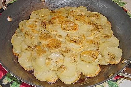 Knusprige Parmesan-Kartoffeln aus dem Ofen 2