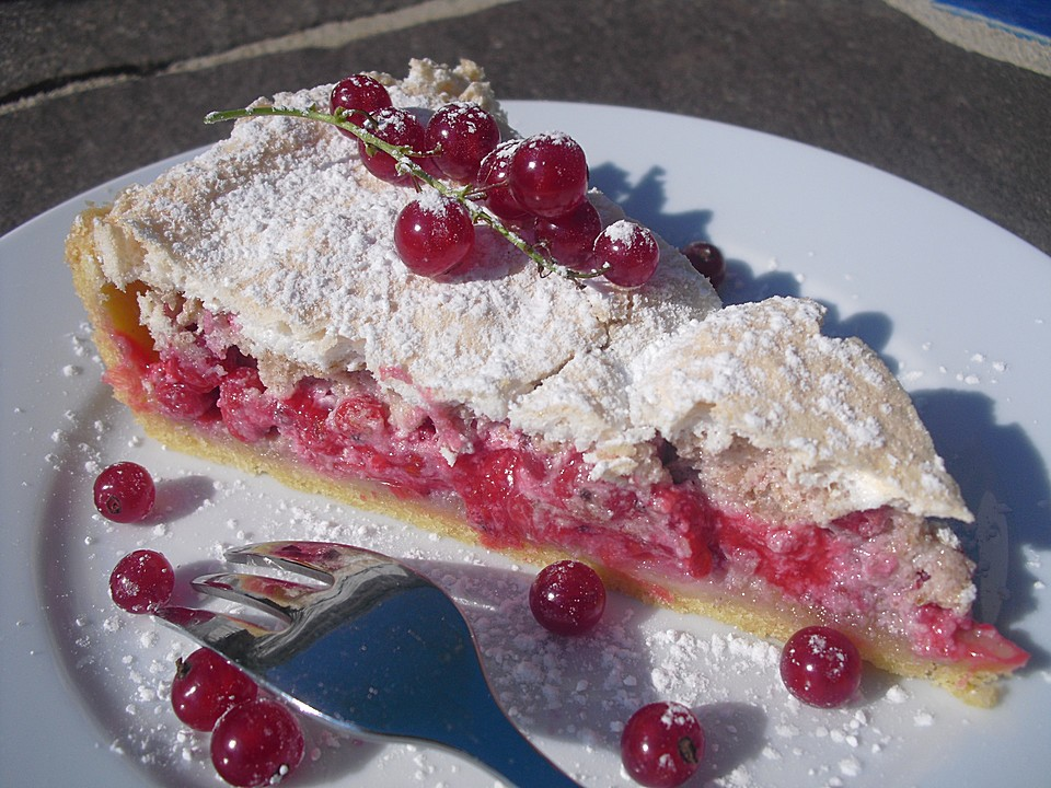 Johannisbeer Baiser Kuchen Von Flyy Chefkoch De