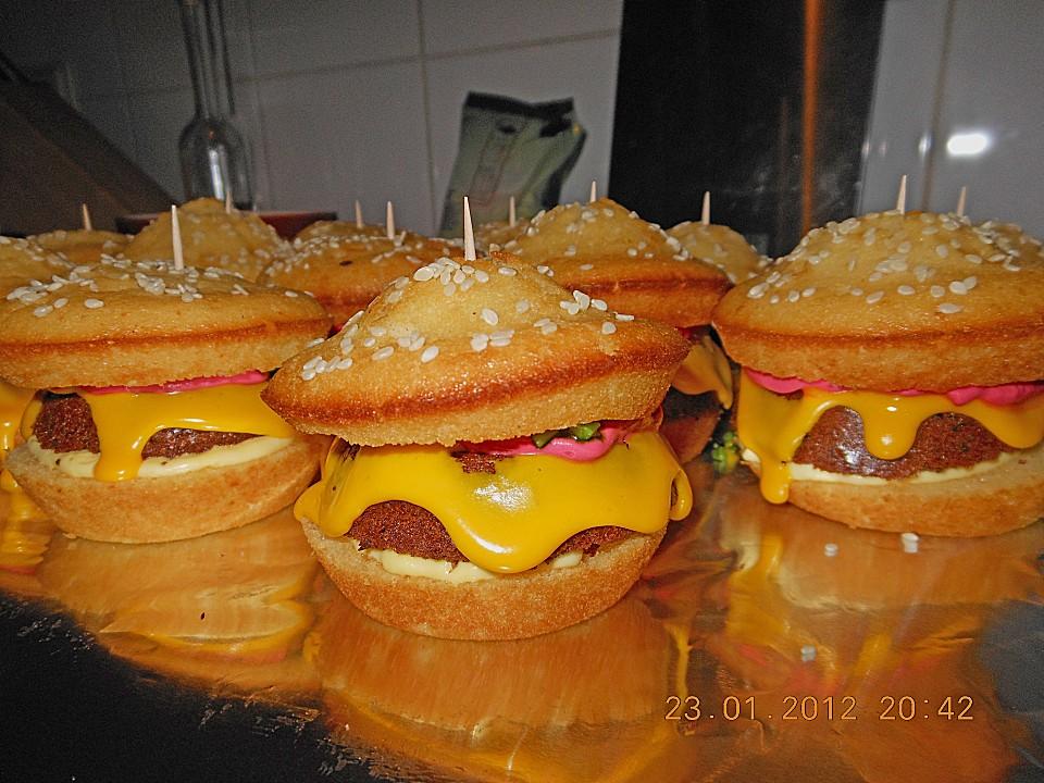 Hamburger Cupcakes Von Kattyb87 Chefkoch De