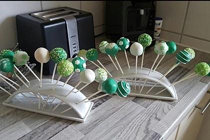 Vanille Cake Pops 102