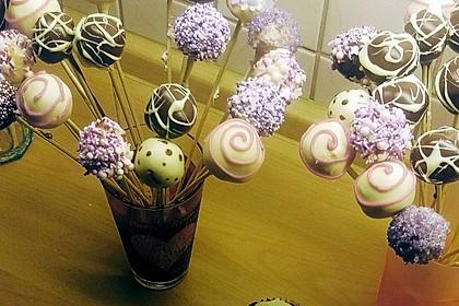 Vanille Cake Pops 11