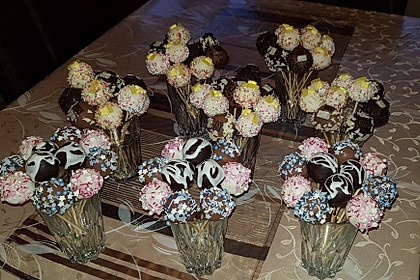 Vanille Cake Pops (Bild)