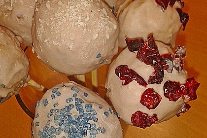 Vanille Cake Pops 116