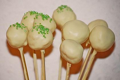 Vanille Cake Pops 101