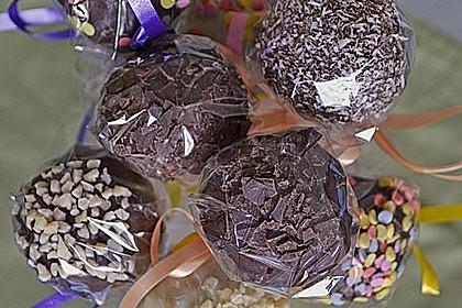 Vanille Cake Pops 48