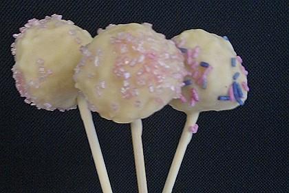 Vanille Cake Pops 109