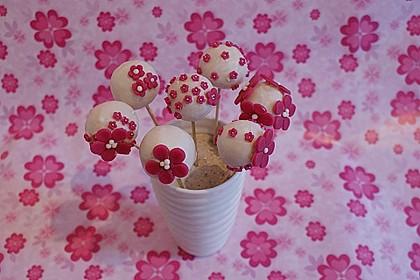 Vanille Cake Pops 9