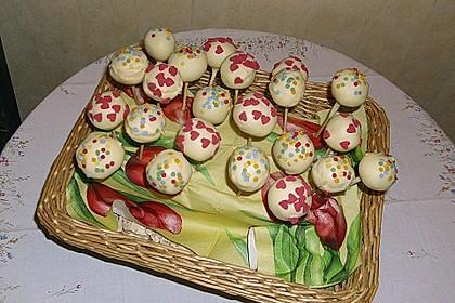Vanille Cake Pops 61