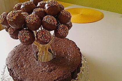 Vanille Cake Pops 42