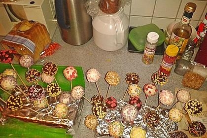 Vanille Cake Pops 108