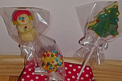 Vanille Cake Pops 99