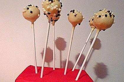 Vanille Cake Pops 104