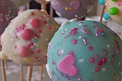 Vanille Cake Pops 53