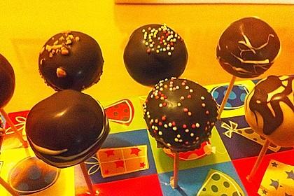 Vanille Cake Pops 103