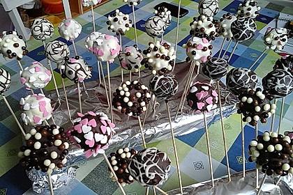 Vanille Cake Pops 33
