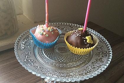 Vanille Cake Pops 80
