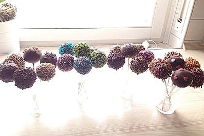Vanille Cake Pops 64