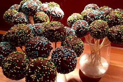Vanille Cake Pops 17