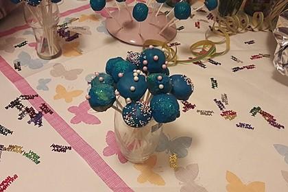 Vanille Cake Pops 81