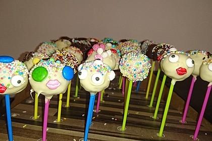 Vanille Cake Pops 95