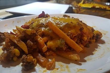 Chili Cheese Fries - perfekter USA Style 10