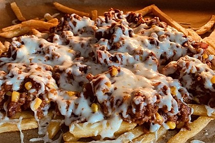 Chili Cheese Fries - perfekter USA Style 14