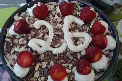 Yogurette-Torte 3
