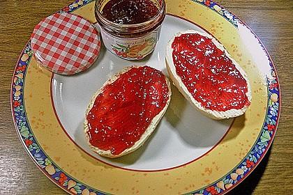 Weihnachtliche Kirschmarmelade 11