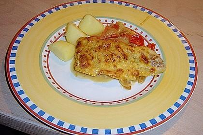 Paprika-Fisch-Auflauf 1