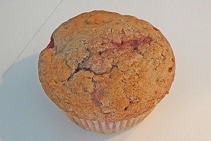 Erdbeer-Walnuss-Muffins 2