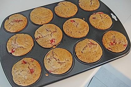 Erdbeer-Walnuss-Muffins 3