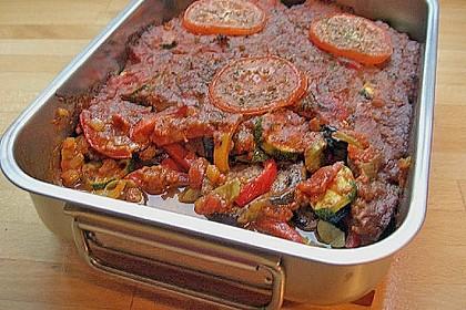 Gemüsepfanne aus dem Ofen 5