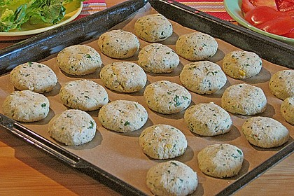 Schnelle Falafel in Pitabrot 29