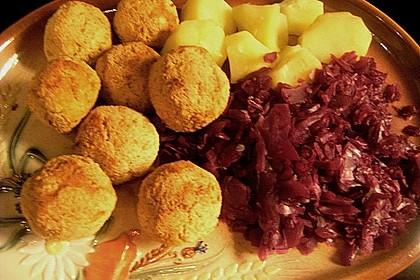 Schnelle Falafel in Pitabrot 67