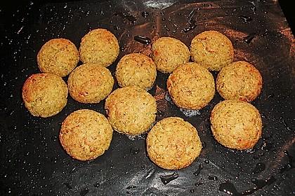 Schnelle Falafel in Pitabrot 30