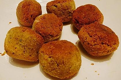 Schnelle Falafel in Pitabrot 36