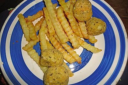 Schnelle Falafel in Pitabrot 51