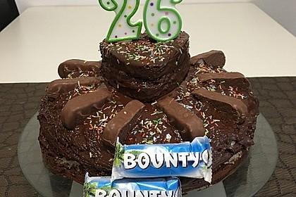Bounty-Mogel-Kuchen 1