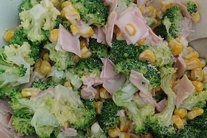 Brokkoli-Schinken-Salat 1