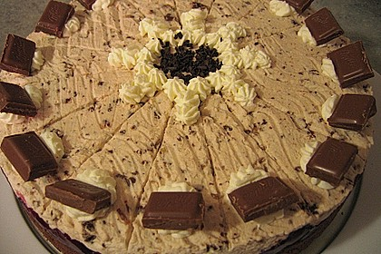 Ferrero-Rocher-Torte