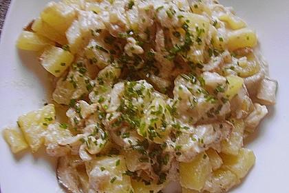 Pilz - Kartoffelpfanne 8