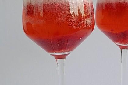 Erdbeeren-Aperitif 8