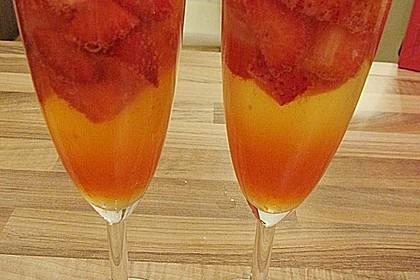 Erdbeeren-Aperitif 5
