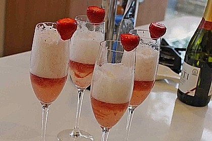 Erdbeeren-Aperitif 3