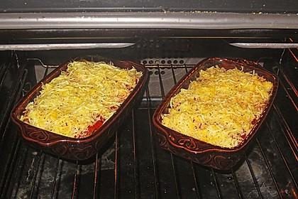 Käse-Brokkoli Cannelloni in Tomatensauce 3