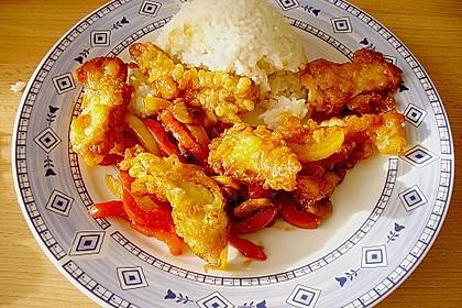 Huhn süß-sauer 3